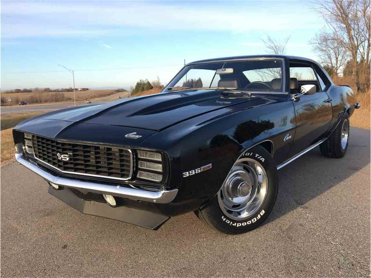 Pro Touring 69 Camaro For Sale >> 1969 Chevrolet Camaro SS for Sale | ClassicCars.com | CC-978111