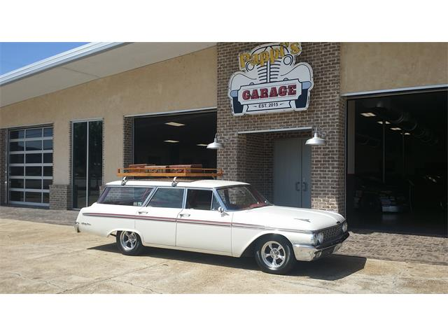 Picture of Classic 1962 Ford Country Sedan located in Mississippi - KYS9