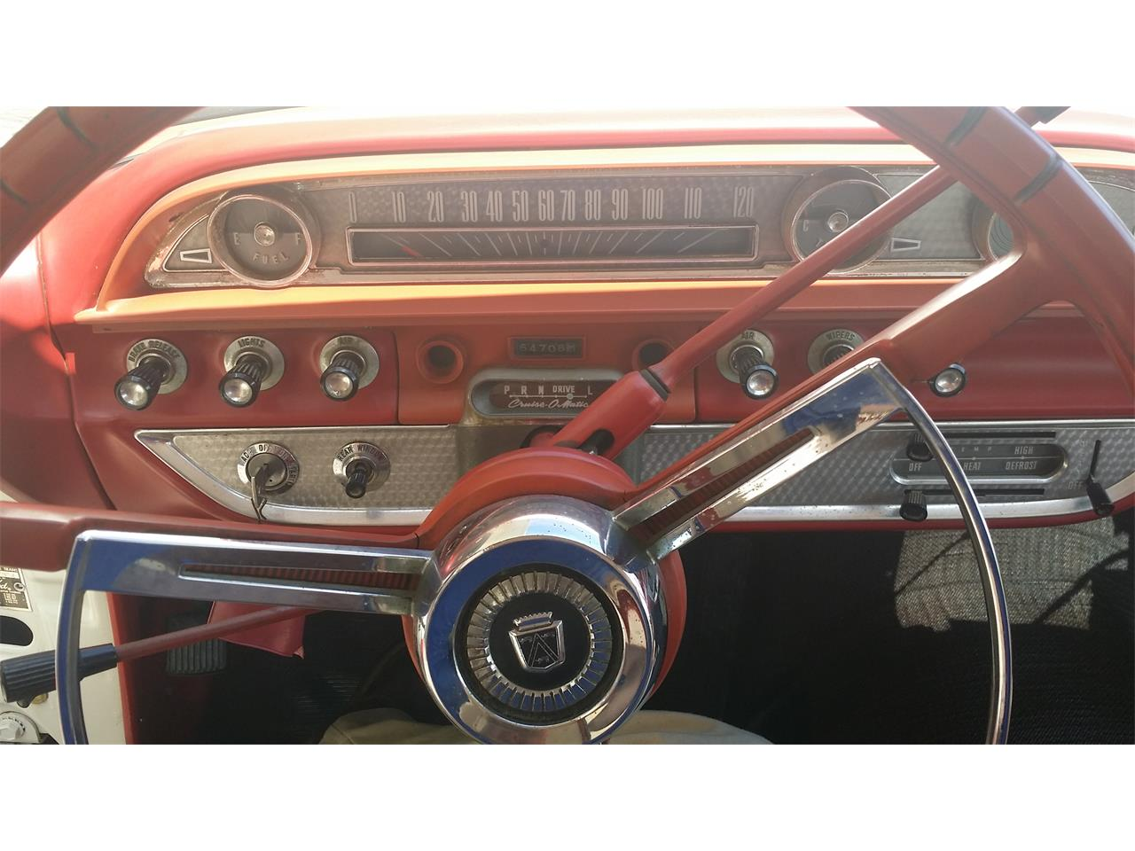Large Picture of '62 Country Sedan - KYS9