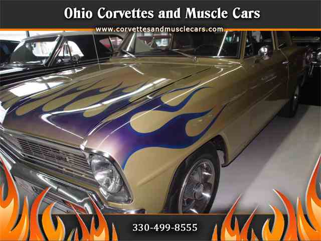 Picture of Classic '66 Chevrolet Chevy II Nova - $29,500.00 - KYST