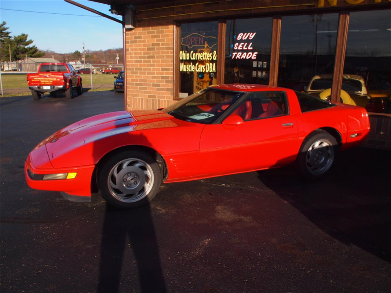 Large Picture of 1995 Chevrolet Corvette - $9,500.00 Offered by Ohio Corvettes and Muscle Cars - KYSV