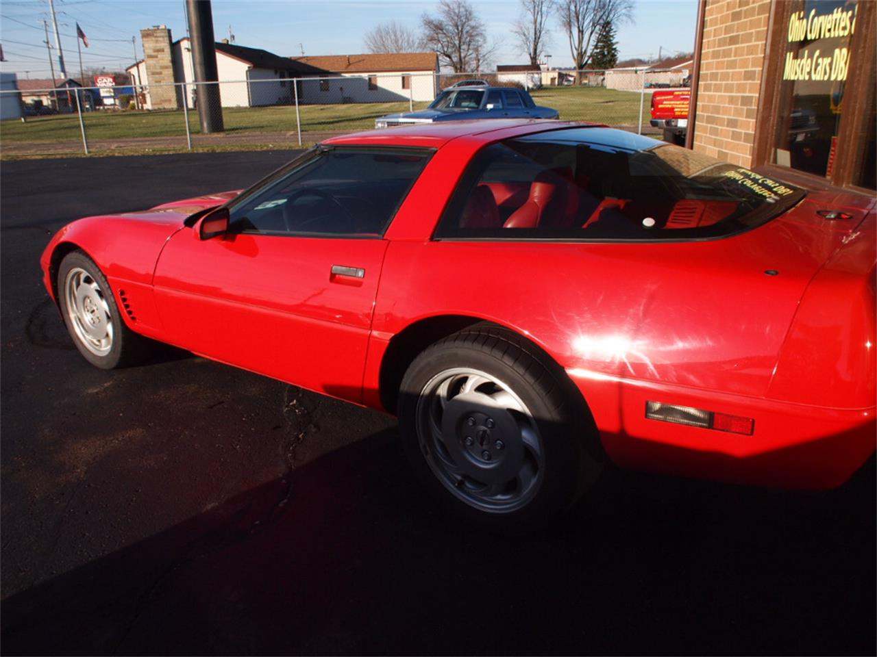 Large Picture of '95 Chevrolet Corvette located in Ohio - KYSV
