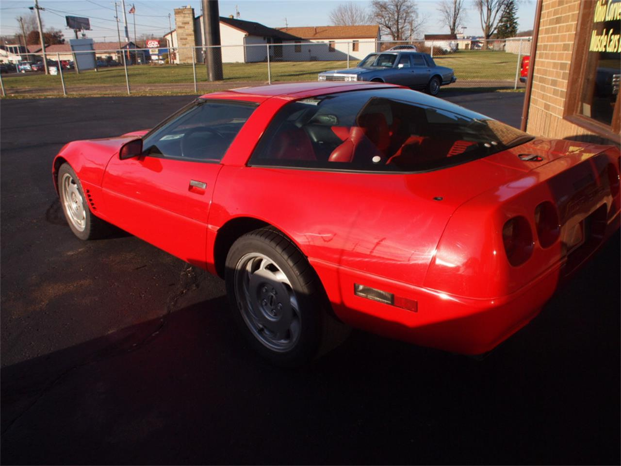 Large Picture of 1995 Chevrolet Corvette - KYSV