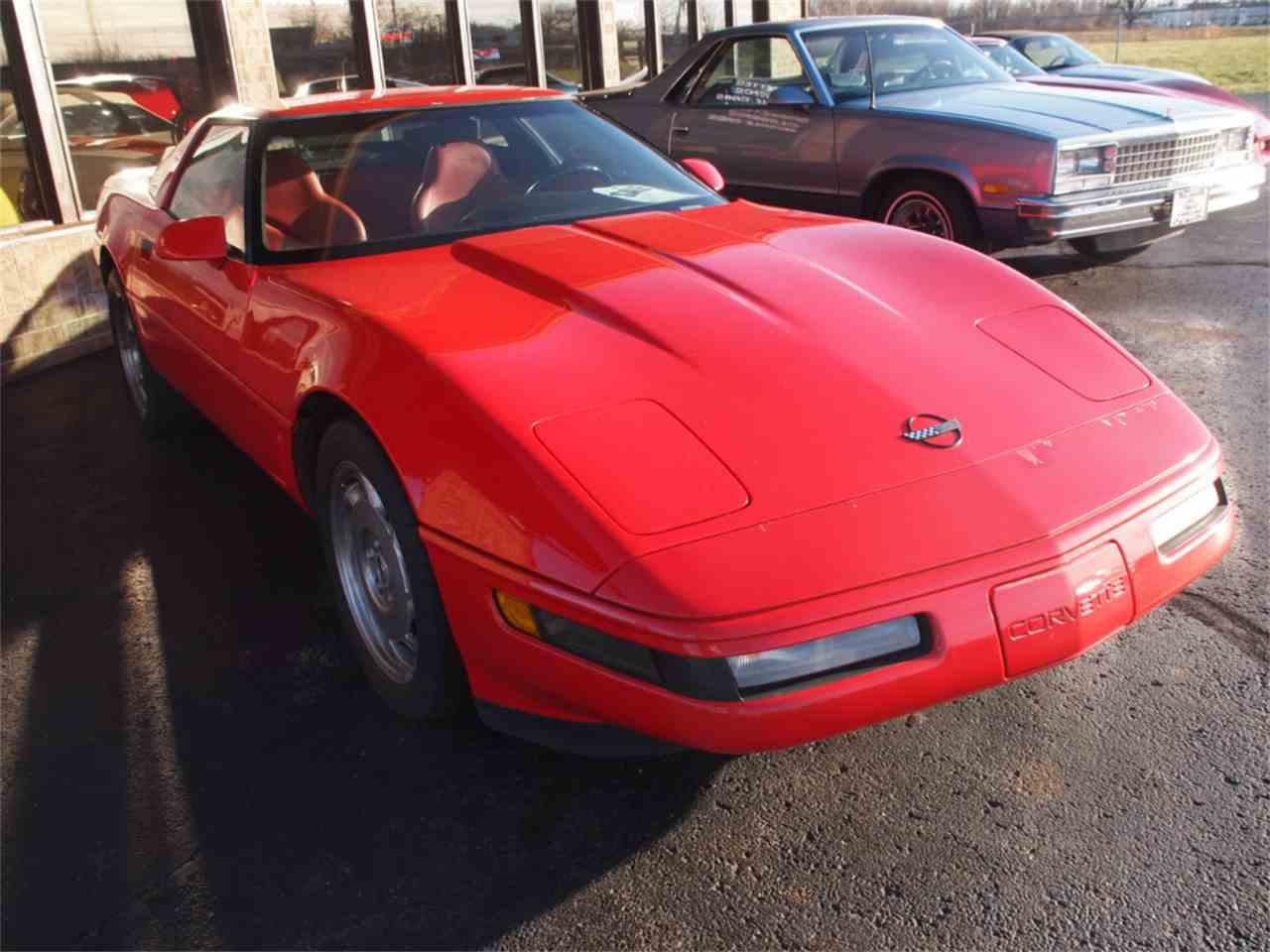 Large Picture of '95 Corvette - KYSV