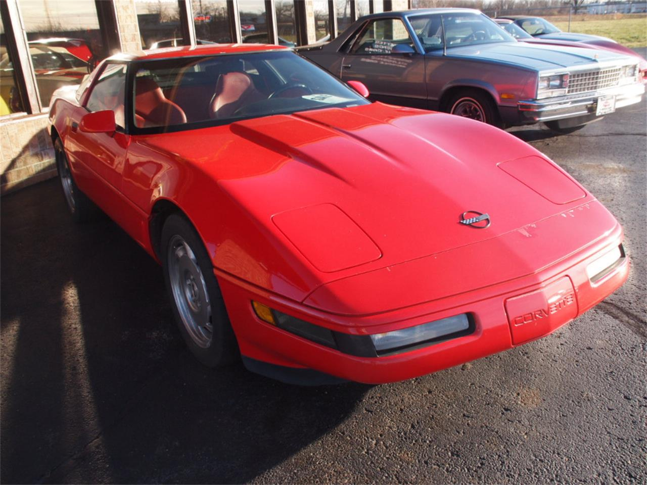Large Picture of '95 Corvette located in North Canton Ohio - $9,500.00 Offered by Ohio Corvettes and Muscle Cars - KYSV