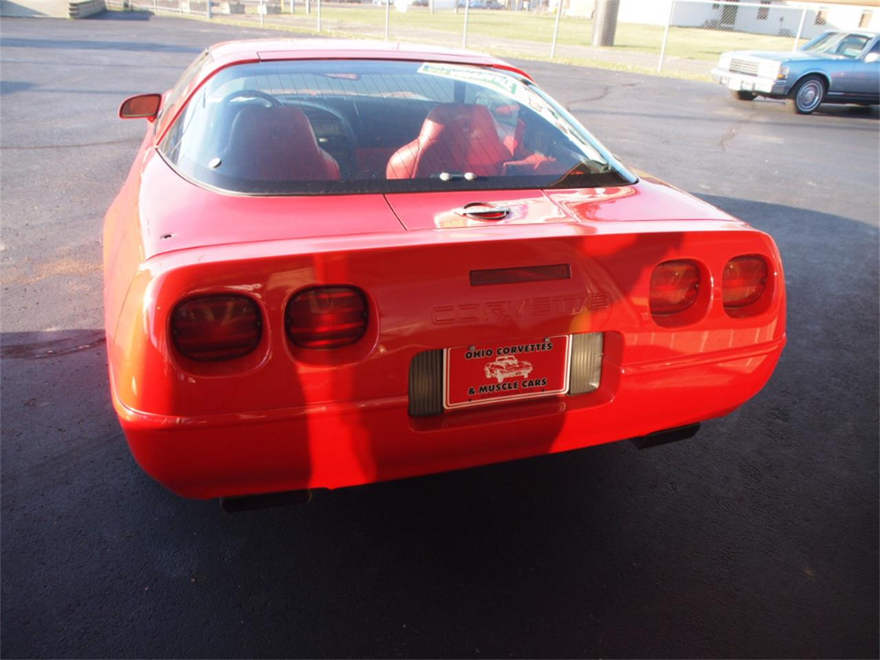 Large Picture of '95 Chevrolet Corvette located in North Canton Ohio - KYSV