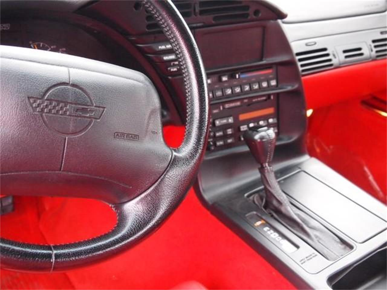 Large Picture of 1995 Chevrolet Corvette located in Ohio Offered by Ohio Corvettes and Muscle Cars - KYSV