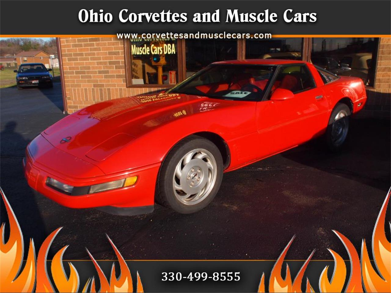 Large Picture of '95 Chevrolet Corvette Offered by Ohio Corvettes and Muscle Cars - KYSV