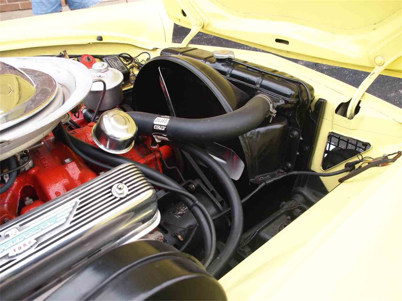 Large Picture of '56 Thunderbird - KYT9