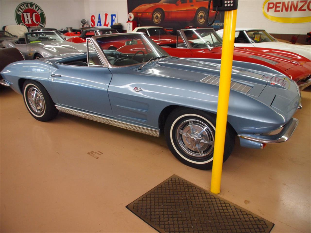 Large Picture of '63 Corvette - KYTH