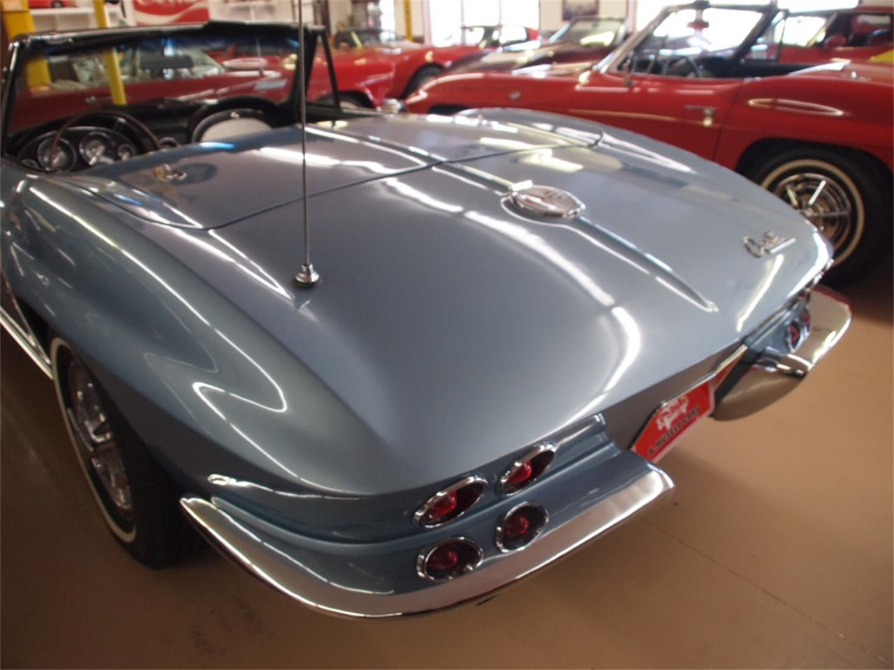 Large Picture of Classic 1963 Corvette Offered by Ohio Corvettes and Muscle Cars - KYTH