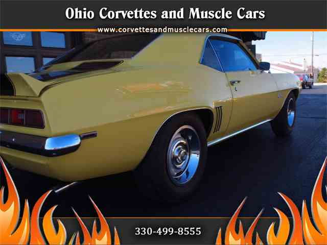 Picture of Classic 1969 Camaro - $75,900.00 Offered by  - KYTK