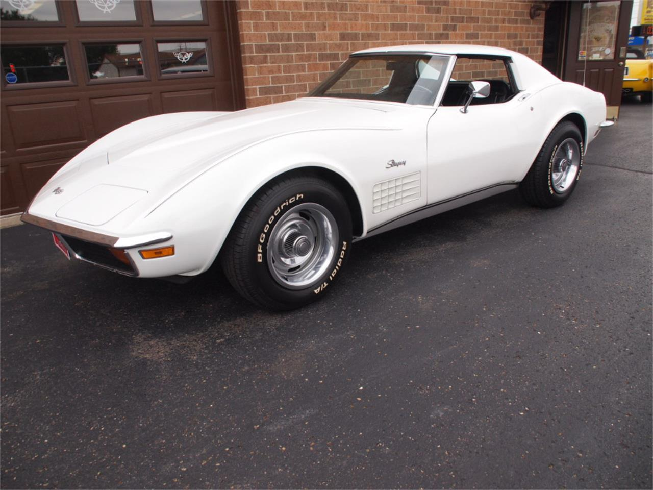 Large Picture of Classic '72 Chevrolet Corvette - $25,500.00 - KYTP
