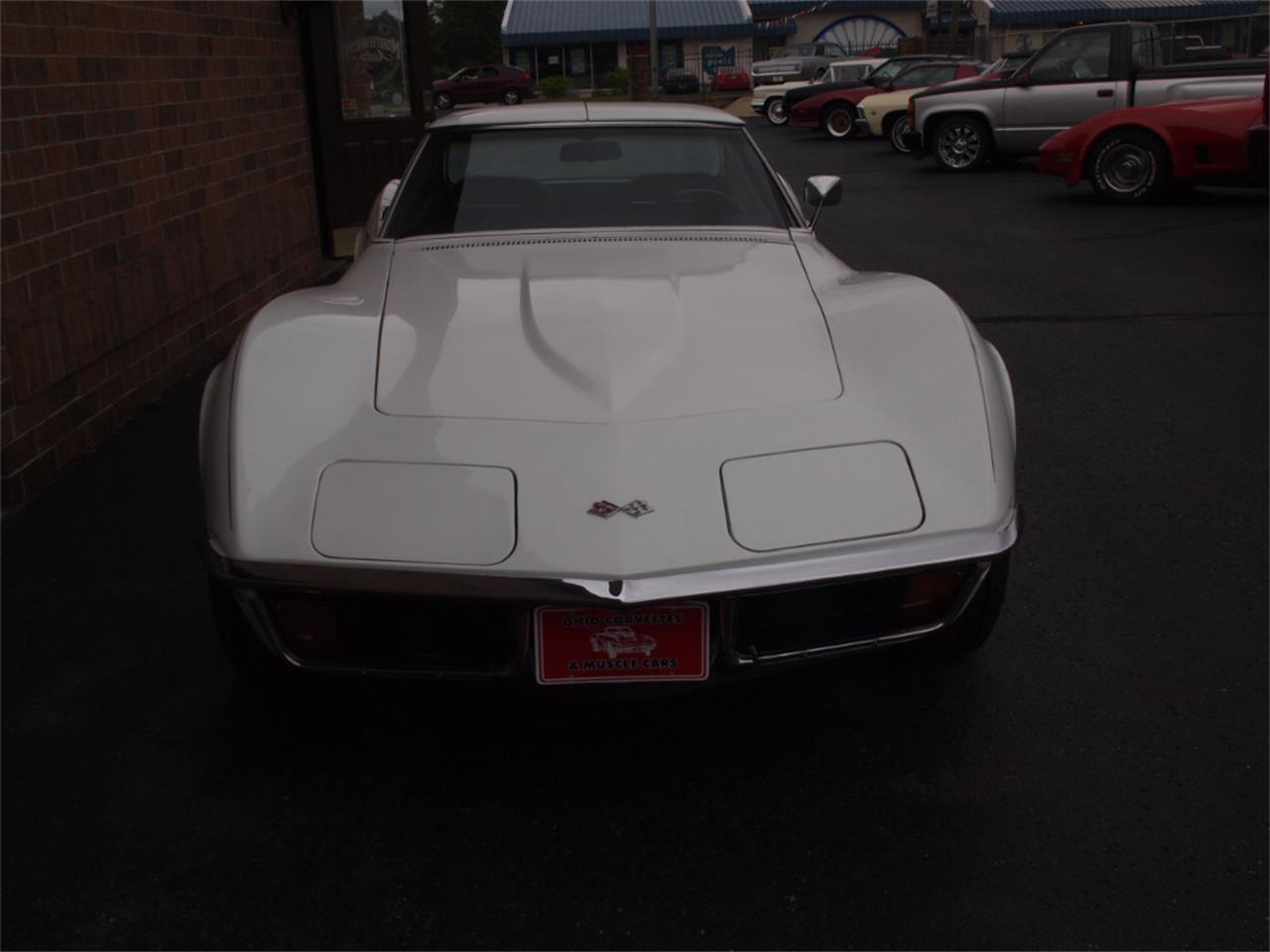 Large Picture of '72 Chevrolet Corvette - $25,500.00 - KYTP