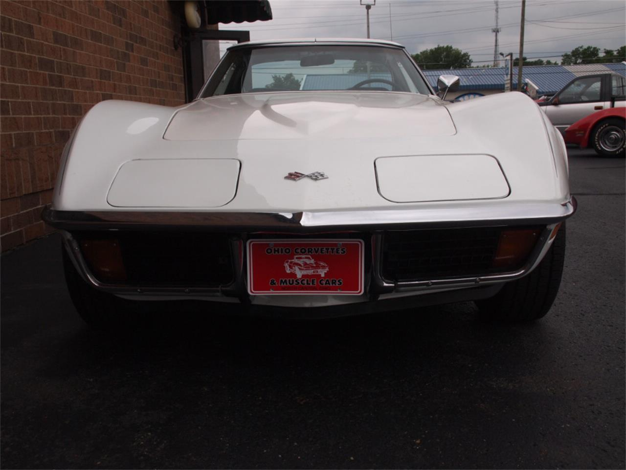 Large Picture of Classic '72 Corvette located in Ohio - $25,500.00 Offered by Ohio Corvettes and Muscle Cars - KYTP