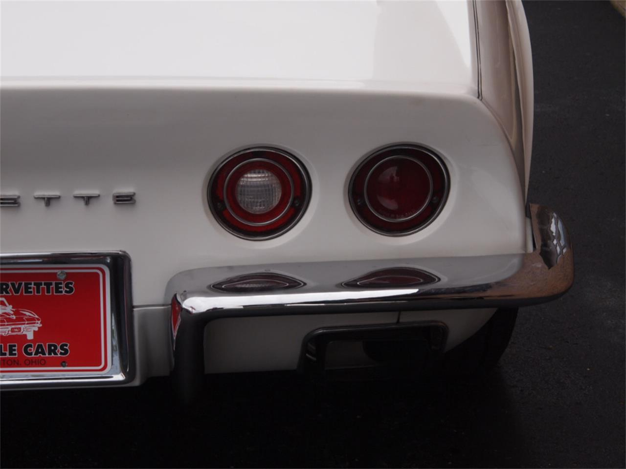 Large Picture of 1972 Chevrolet Corvette located in Ohio - $25,500.00 Offered by Ohio Corvettes and Muscle Cars - KYTP