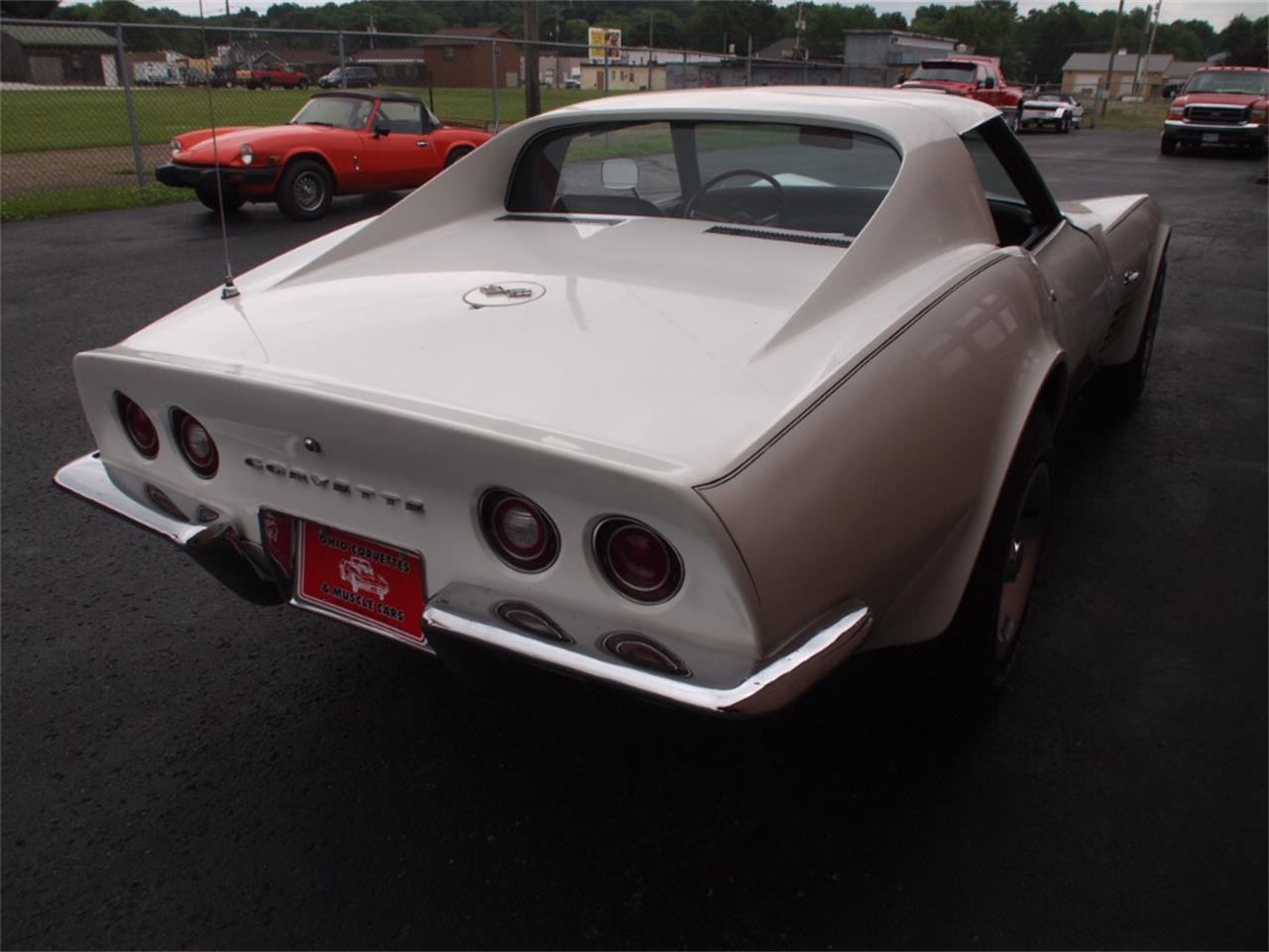 Large Picture of Classic '72 Corvette located in North Canton Ohio - KYTP