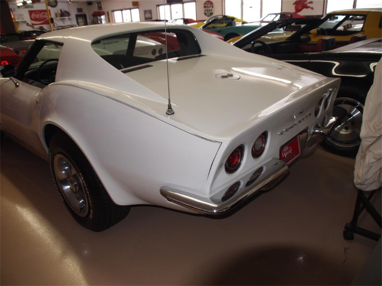 Large Picture of Classic '72 Chevrolet Corvette located in North Canton Ohio Offered by Ohio Corvettes and Muscle Cars - KYTP