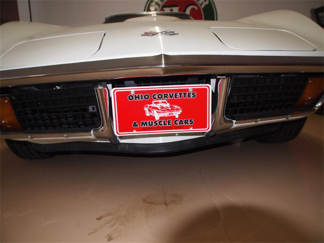Large Picture of '72 Chevrolet Corvette located in Ohio Offered by Ohio Corvettes and Muscle Cars - KYTP