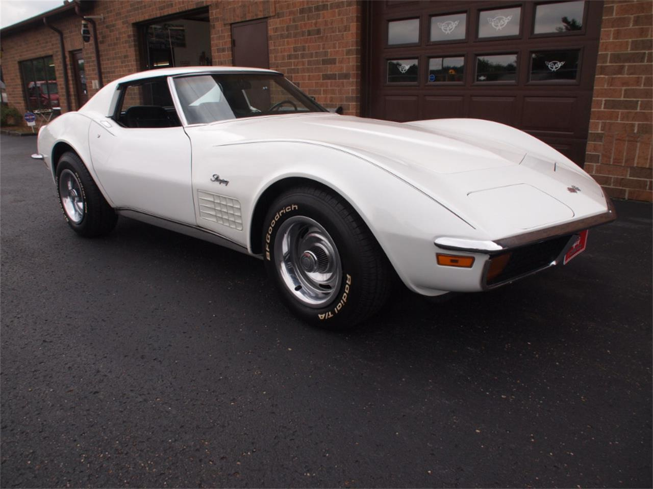 Large Picture of 1972 Corvette located in North Canton Ohio - $25,500.00 - KYTP