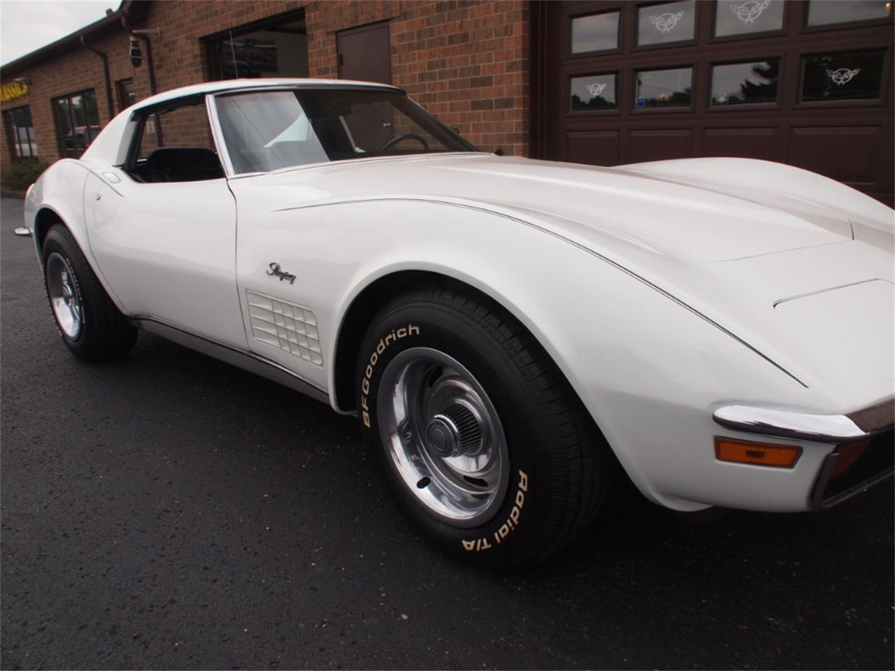 Large Picture of Classic 1972 Chevrolet Corvette located in North Canton Ohio - $25,500.00 Offered by Ohio Corvettes and Muscle Cars - KYTP