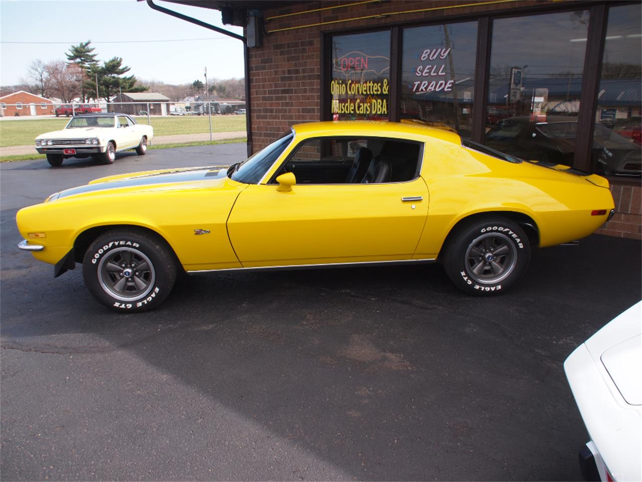 Large Picture of Classic '71 Camaro - $37,500.00 Offered by Ohio Corvettes and Muscle Cars - KYTQ