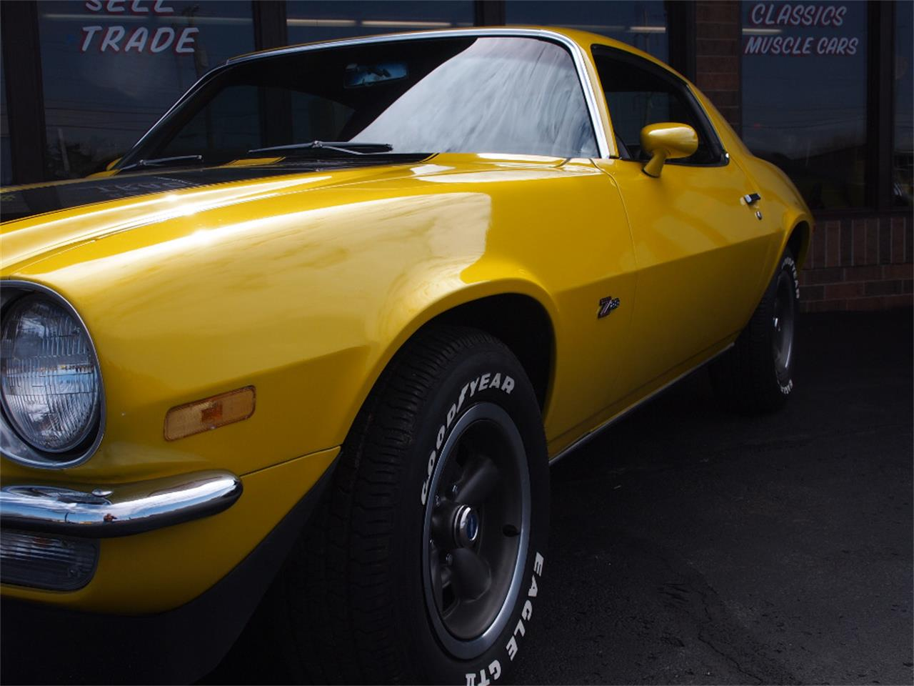 Large Picture of 1971 Camaro located in Ohio - $37,500.00 Offered by Ohio Corvettes and Muscle Cars - KYTQ