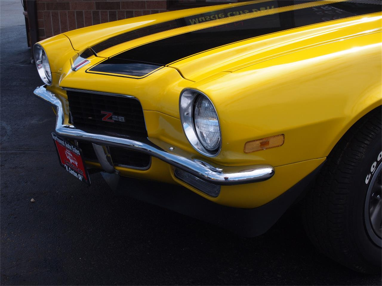 Large Picture of 1971 Chevrolet Camaro Offered by Ohio Corvettes and Muscle Cars - KYTQ