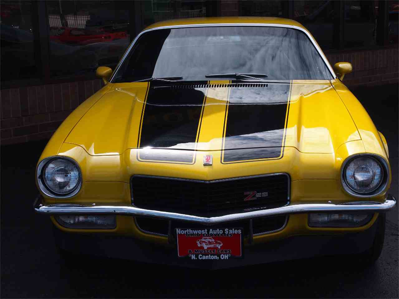 Large Picture of '71 Camaro - KYTQ