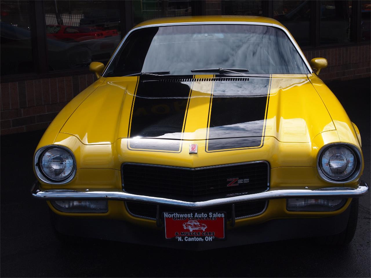 Large Picture of Classic 1971 Camaro - $37,500.00 Offered by Ohio Corvettes and Muscle Cars - KYTQ