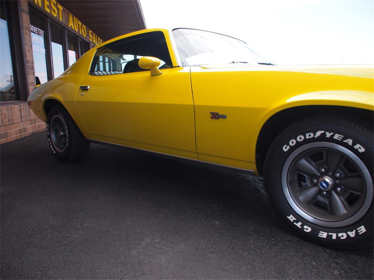 Large Picture of Classic 1971 Chevrolet Camaro located in North Canton Ohio - KYTQ
