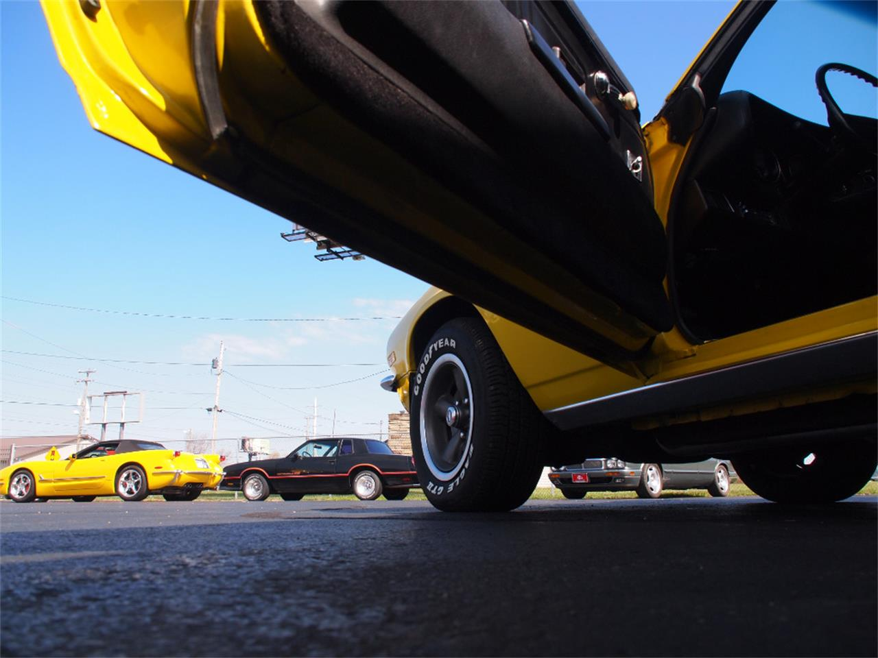 Large Picture of Classic '71 Camaro located in Ohio Offered by Ohio Corvettes and Muscle Cars - KYTQ