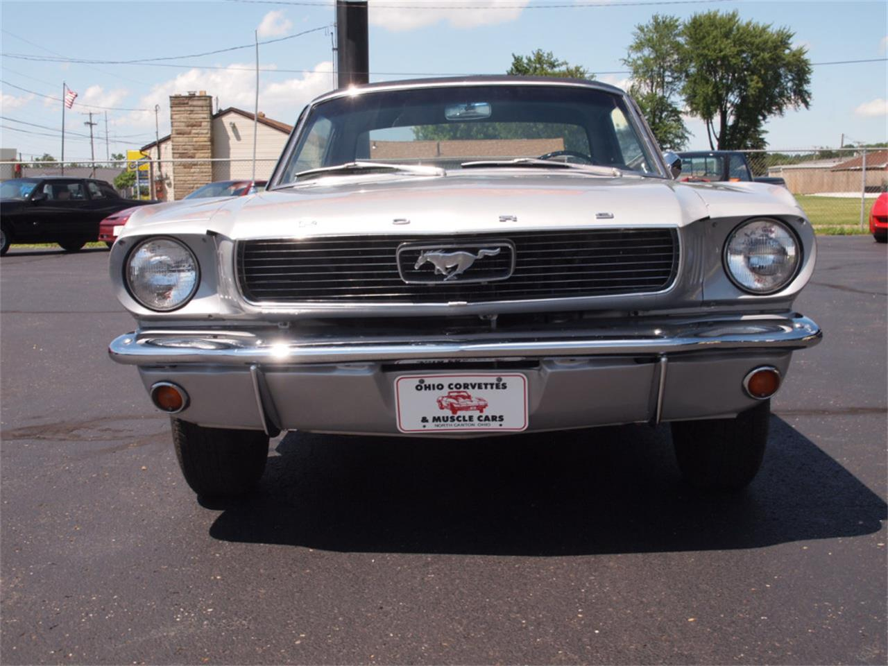 Large Picture of '66 Mustang - KYTR