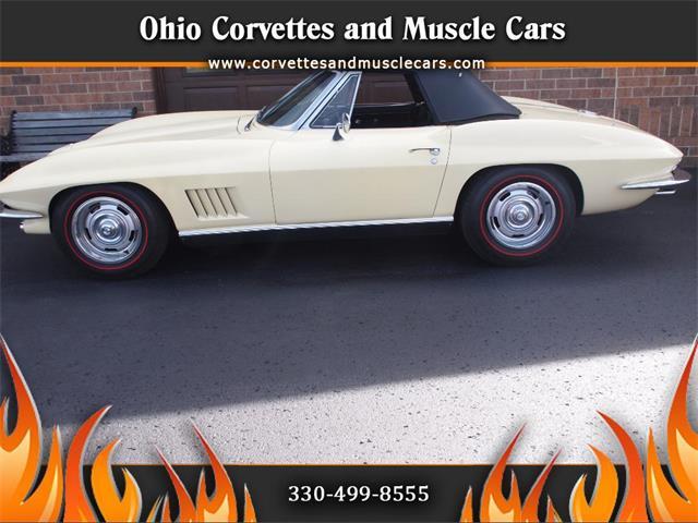 Picture of '67 Corvette located in North Canton Ohio - $65,500.00 - KYTT