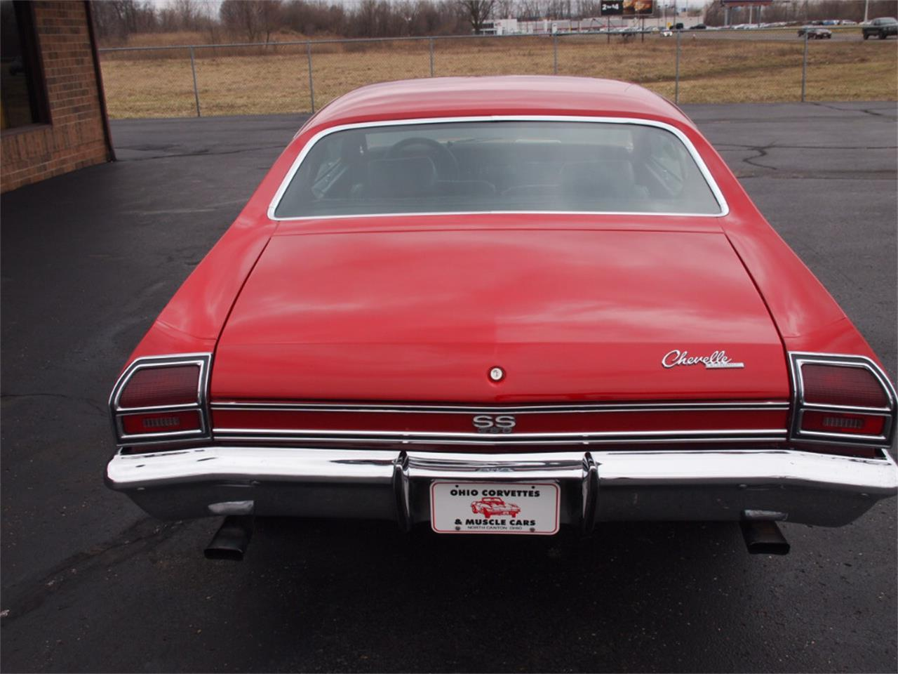 Large Picture of '69 Chevelle - KYTV