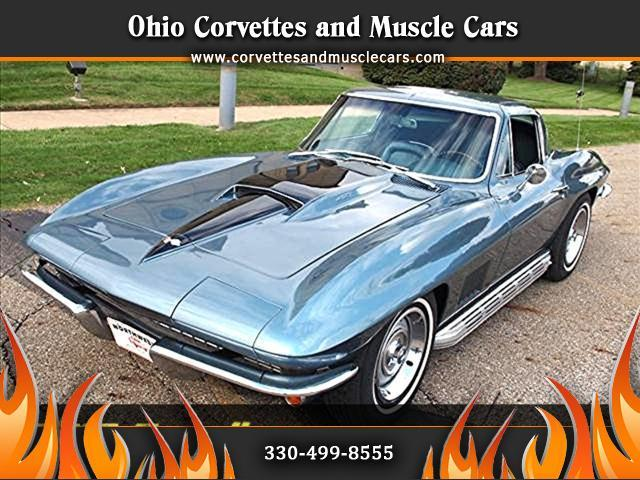 Picture of Classic '67 Corvette located in Ohio - $129,500.00 Offered by  - KYU8