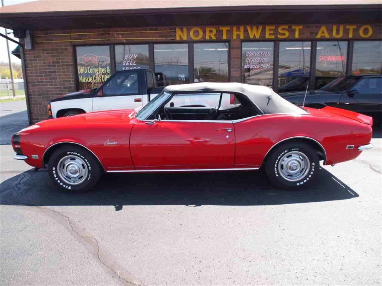 1968 Chevrolet Camaro for Sale | ClassicCars.com | CC-978275