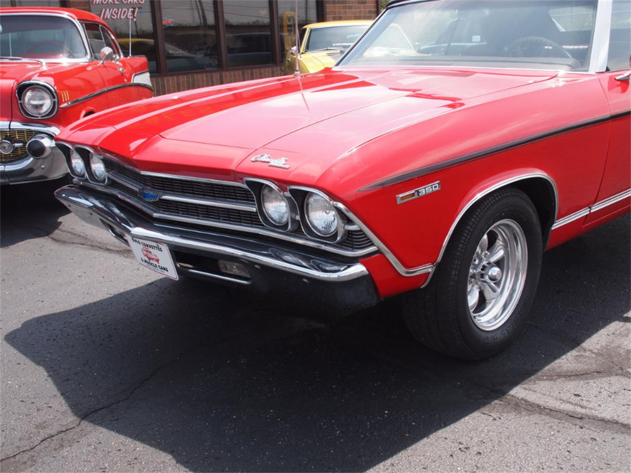 Large Picture of '69 Chevelle - KYUF
