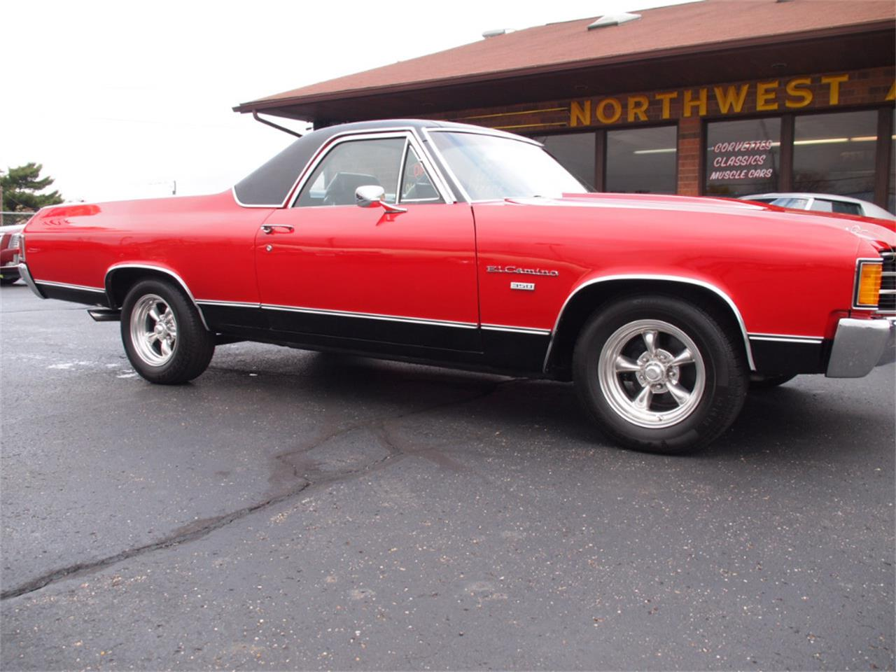 Large Picture of Classic 1972 Chevrolet El Camino - $29,900.00 Offered by Ohio Corvettes and Muscle Cars - KYUI