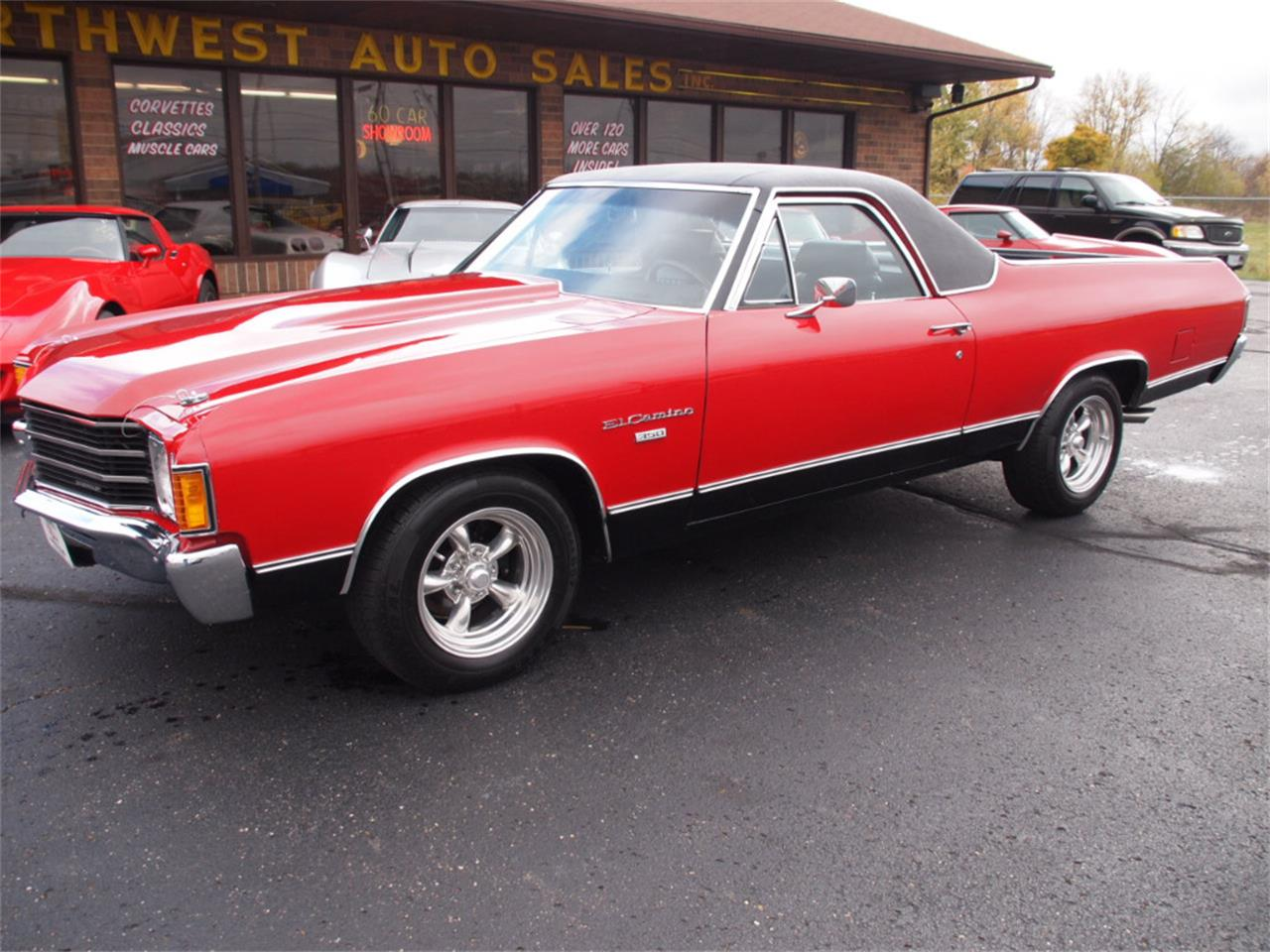 Large Picture of '72 El Camino - KYUI
