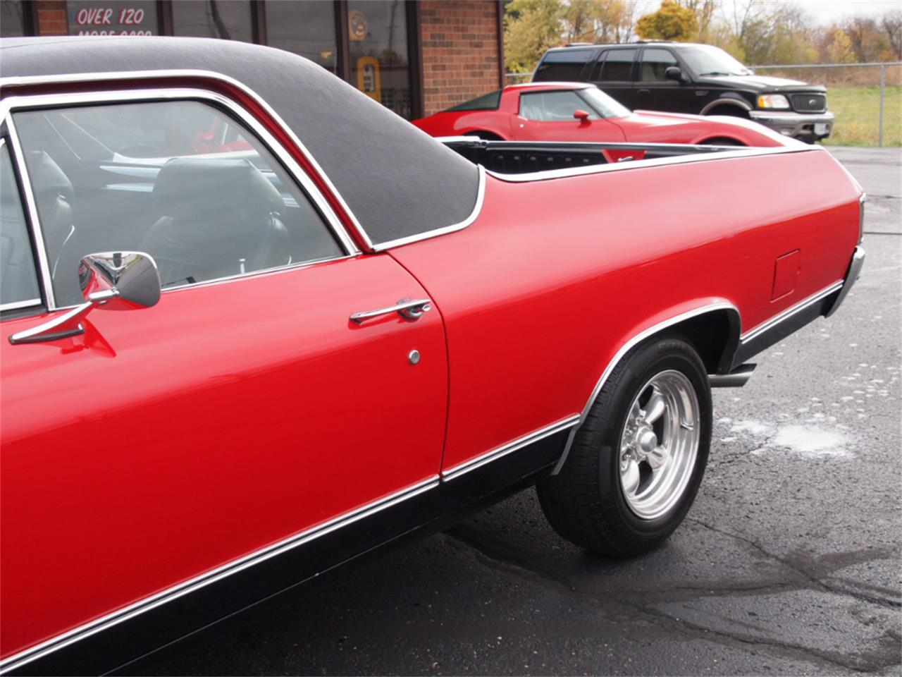 Large Picture of Classic 1972 Chevrolet El Camino located in North Canton Ohio Offered by Ohio Corvettes and Muscle Cars - KYUI