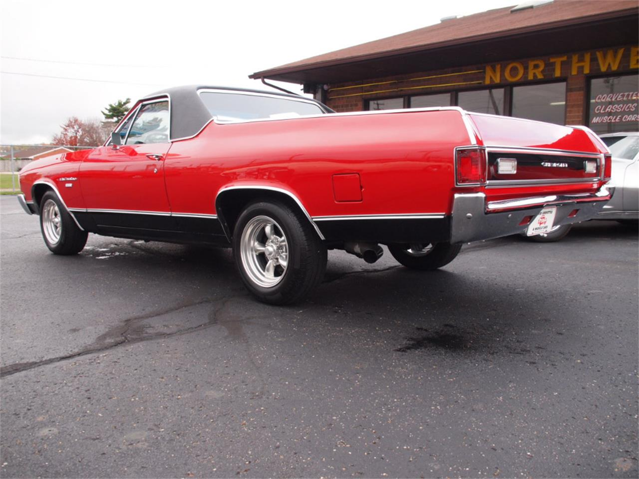 Large Picture of 1972 El Camino located in Ohio Offered by Ohio Corvettes and Muscle Cars - KYUI