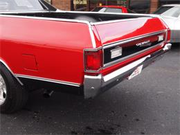 Picture of Classic '72 Chevrolet El Camino located in Ohio - $29,900.00 Offered by Ohio Corvettes and Muscle Cars - KYUI