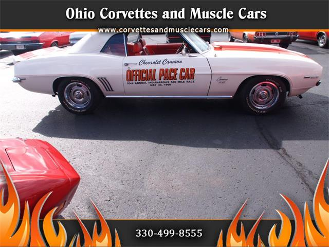 Picture of '69 Camaro located in Ohio Offered by  - KYUR