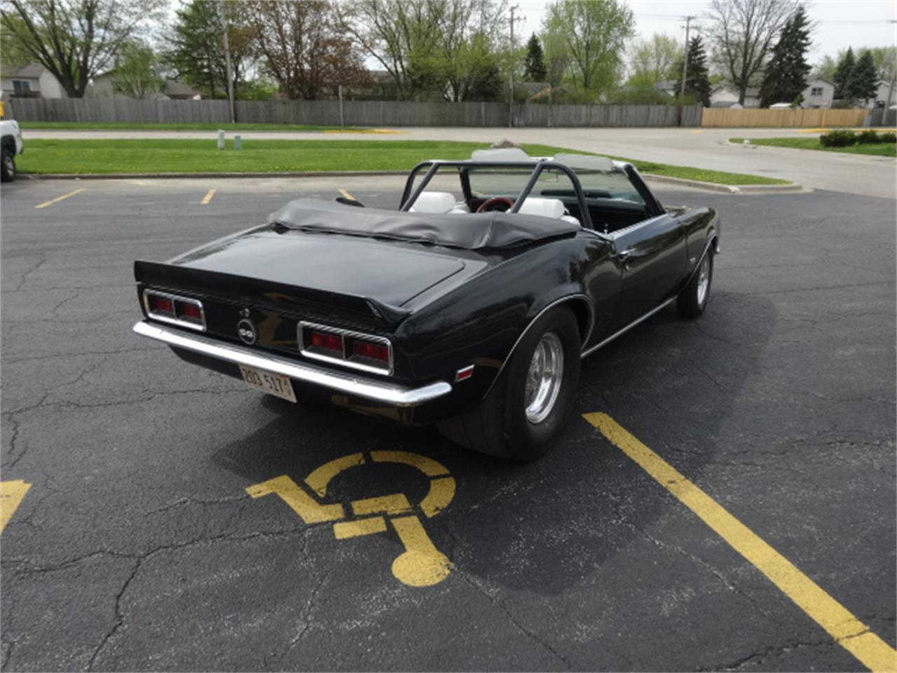 Large Picture of '68 Camaro - KYUT