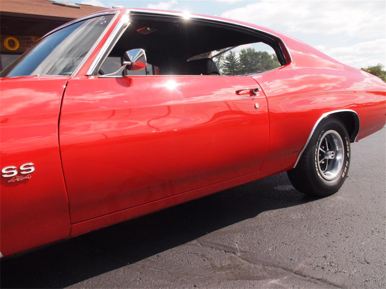 Large Picture of '70 Chevelle - KYUY