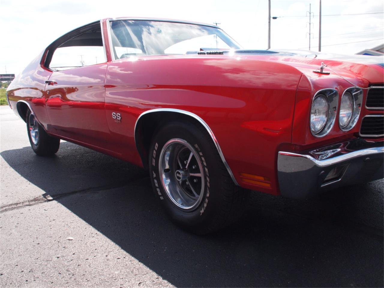 Large Picture of 1970 Chevelle located in North Canton Ohio - $49,500.00 Offered by Ohio Corvettes and Muscle Cars - KYUY