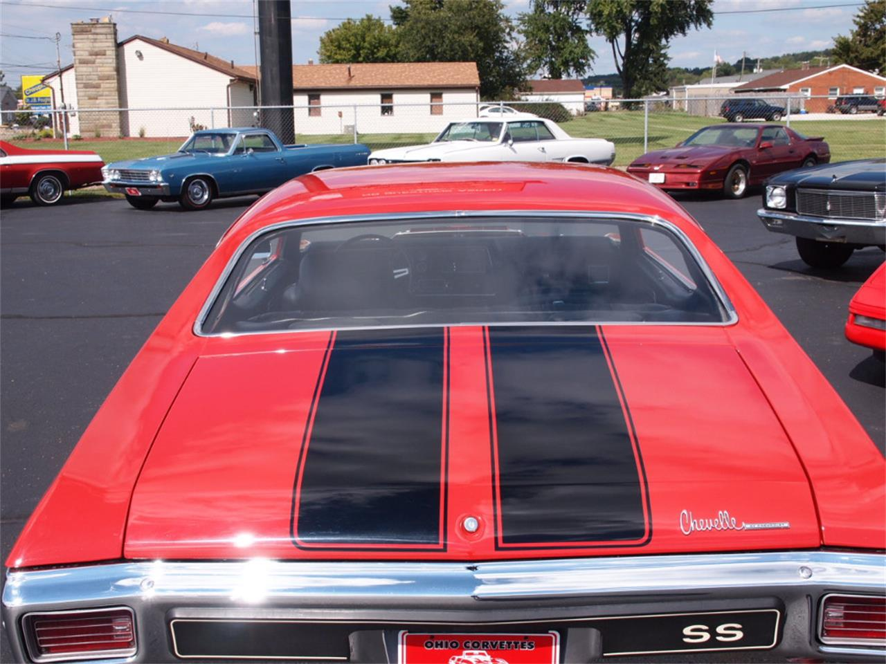 Large Picture of '70 Chevrolet Chevelle located in Ohio - $49,500.00 - KYUY