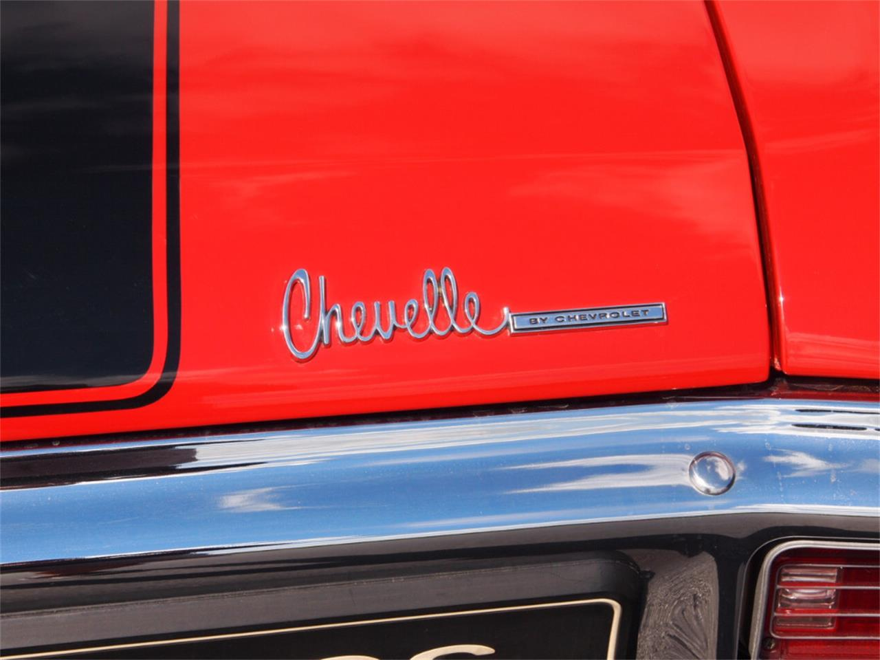 Large Picture of '70 Chevelle - $49,500.00 Offered by Ohio Corvettes and Muscle Cars - KYUY
