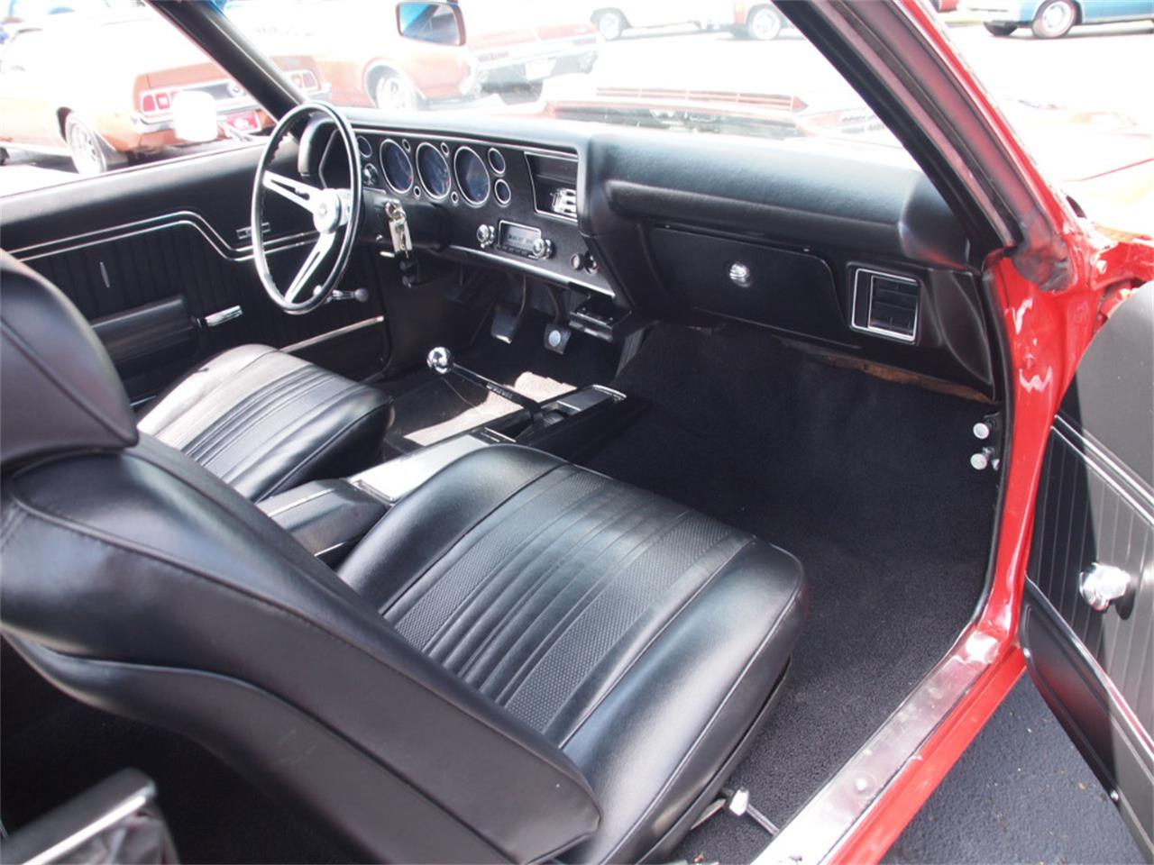 Large Picture of 1970 Chevrolet Chevelle located in North Canton Ohio - $49,500.00 - KYUY